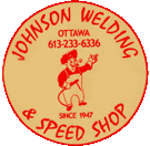 Johnson Welding Works logo
